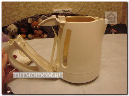 Ремонт электрического чайника своими руками